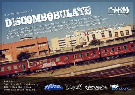 discombobulate 2012